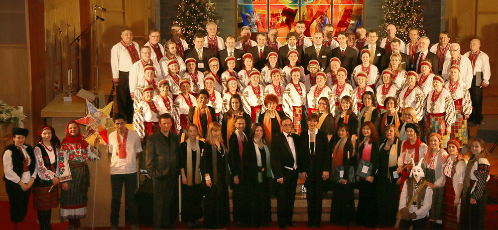 Levada Orion Choir